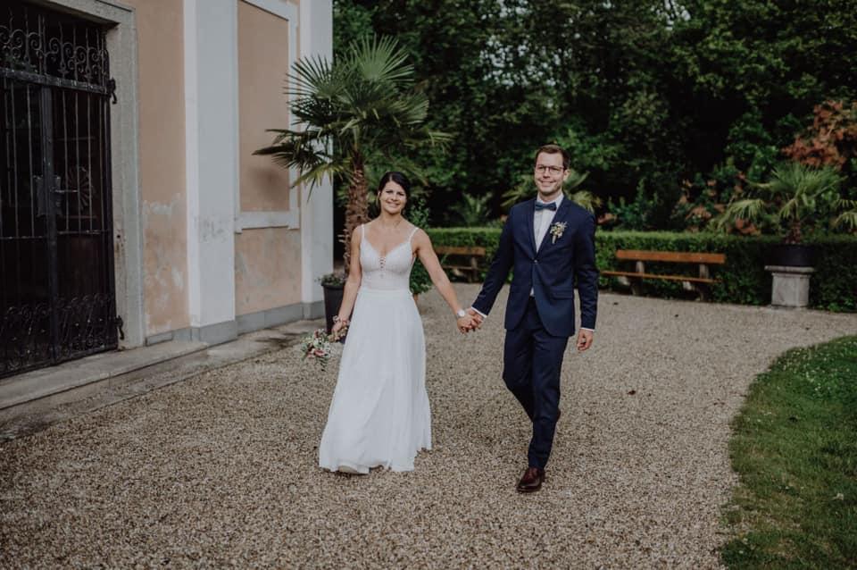 Hochzeit – Viktoria und Niklas
